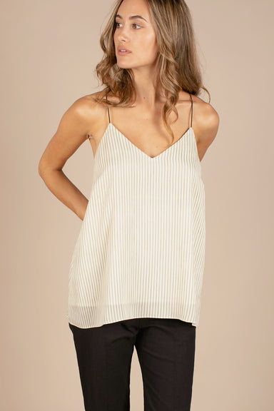 Delicate Striped Tank