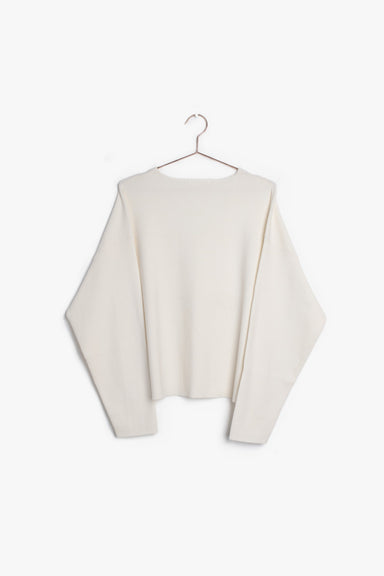 Jackie Sweater - Ivory