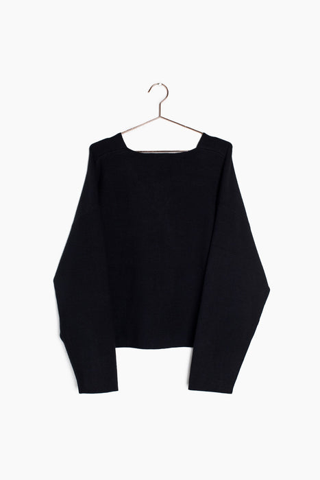 Jackie Sweater - Black