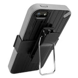 PureGear Utilitarian Smartphone Support System for iPhone 5 - Black