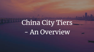 China City Tiers