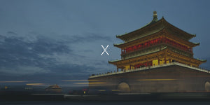 Places in China Starting With X