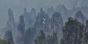 Places in China Starting With Z