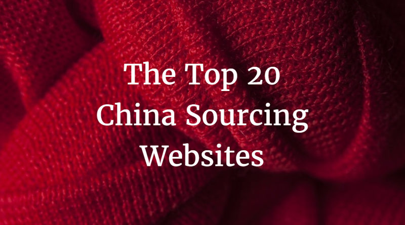 The Top 20 China Sourcing Websites | China Checkup
