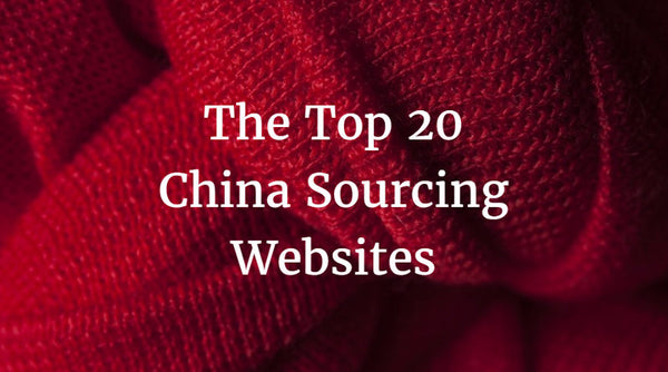 The Top 20 China Sourcing Websites