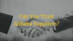 Trust Alibaba Suppliers