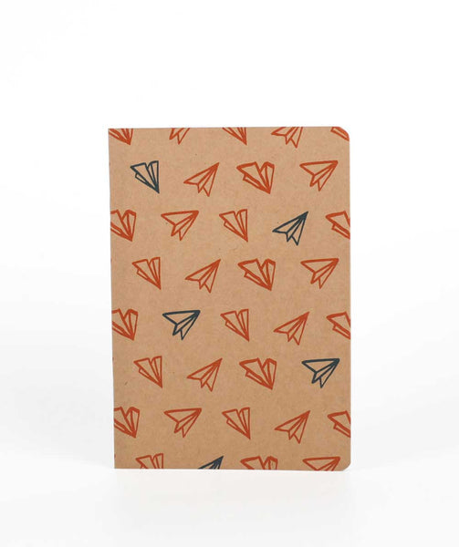 Paper Planes Notebook The Misprint Co