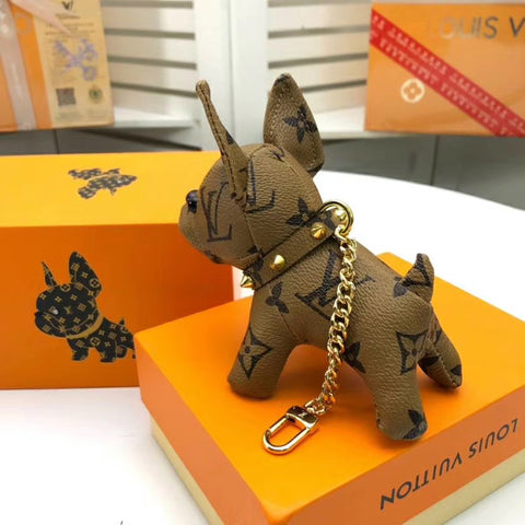 New arrival cute lovely dog key chain holder Car pendant