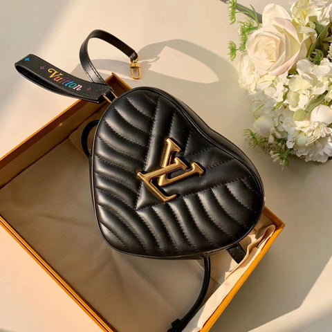 New arrival wave heart pouch small handbags
