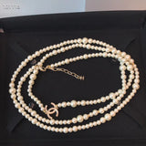 New arrival long full beads necklaces