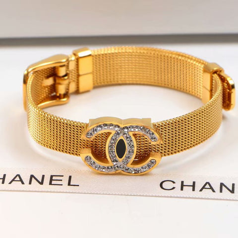NEW arrival bracelet with full diamonds bangles