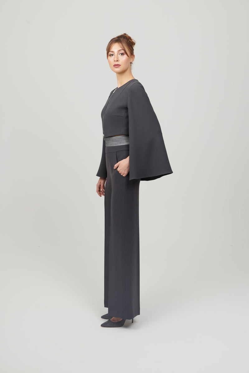 Palazzo Pant with Pockets - My Graphiti