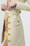 Pattern overall with Belt