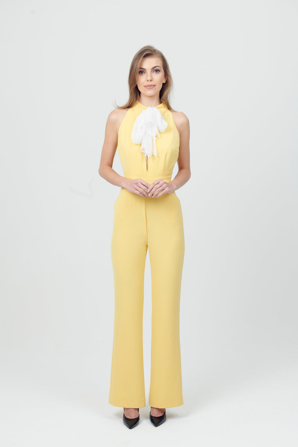 Closed Back Jumpsuit
