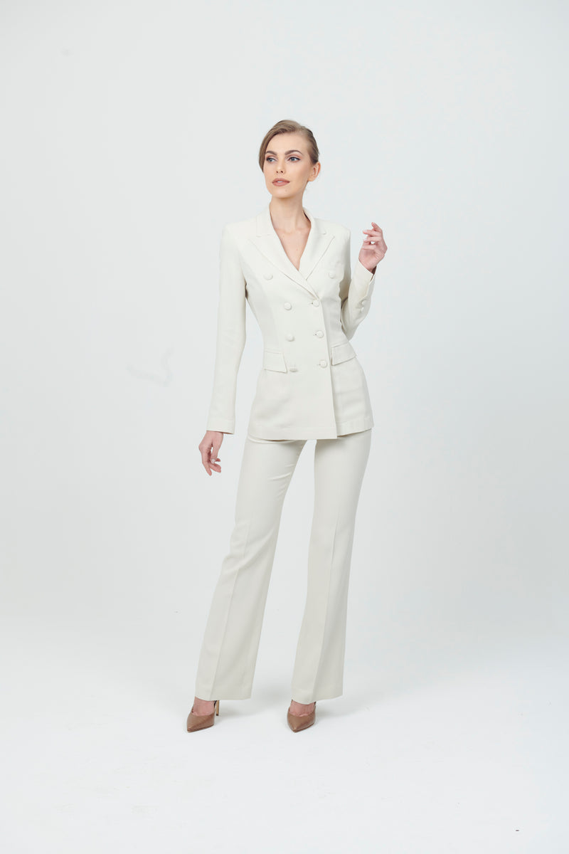 DB Suit con flare pantalone