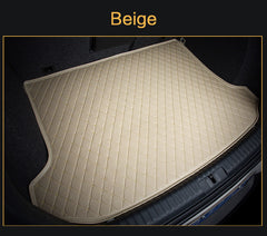 Beige Luxury Trunk Mat