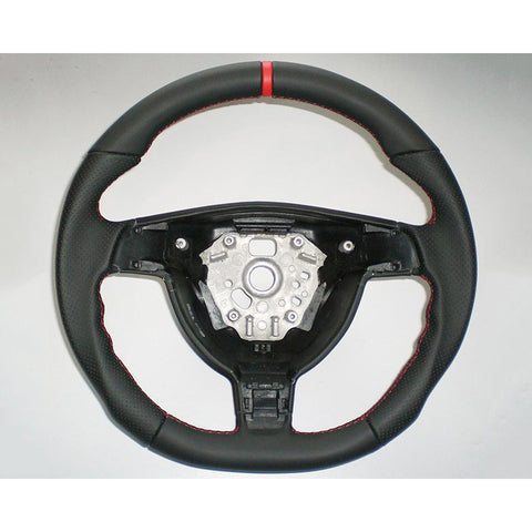 987 Boxster & Cayman Custom Sport Steering Wheel - Round , Interior - Agency Power, Mid Engine Porsche  - 1