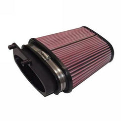 Schnell Porsche 986 Power Flow Air Inhaler Filter Kit - 05-12 - Boxster & Cayman , Engine - Schnell, Mid Engine Porsche