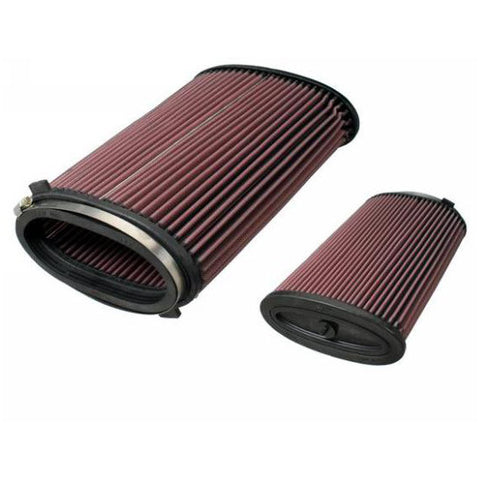 Boxster & Cayman K&N Performance Air Filter - 05-12 - 987 , Engine - K&N, Mid Engine Porsche