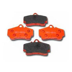 Pagid Orange Brake Pad Set Rear - 97-12 - 986/987 , Brakes - Pagid, Mid Engine Porsche