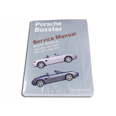 Bentley Service Manual - Porsche Boxster - 97- 04 , Books & Manuals - vertexauto, Mid Engine Porsche