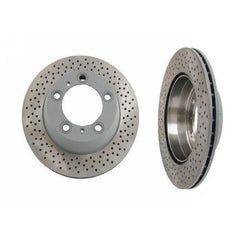 Sebro Porsche Brake Rotor Rear - 05-12 - 987 - Base Model , Brakes - Sebro, Mid Engine Porsche