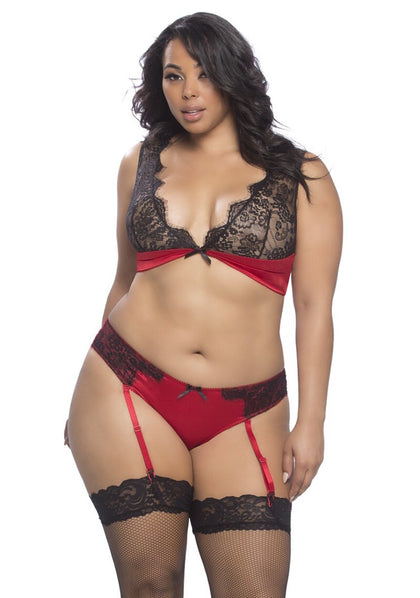 Sauce It Up Bra & Panty Set