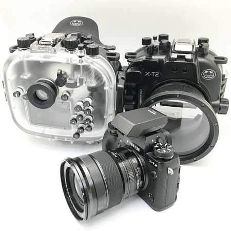New arrival! Underwater housing for Fujifilm X-T2