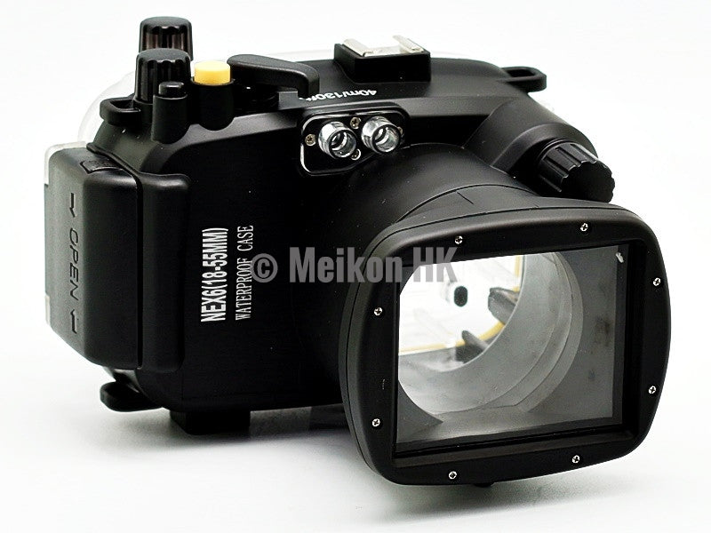 Sony NEX 6 (18-55) 40m/130ft Meikon Underwater Camera Housing