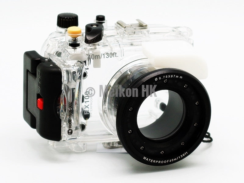 Sony DSC-RX100 40m/130ft Meikon Underwater Camera Housing