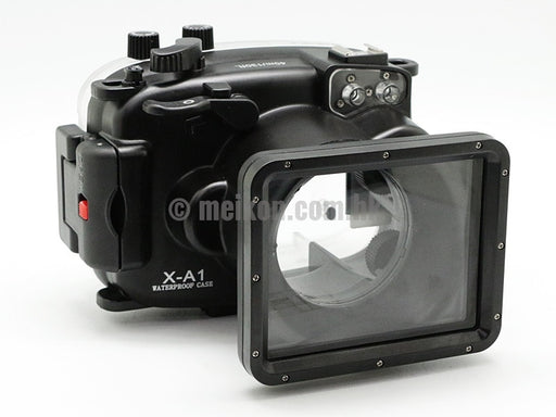 Fujifilm X-A1 (16-50) 40m/130ft Meikon Underwater Camera Housing