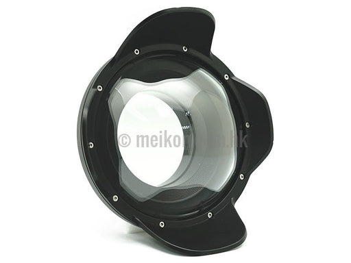 "6"" Dry Dome Port for Meikon & SeaFrogs DSLR Housings V.1 40M/130FT"