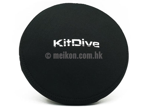 KitDive Wide angle correctional dome port lens cover