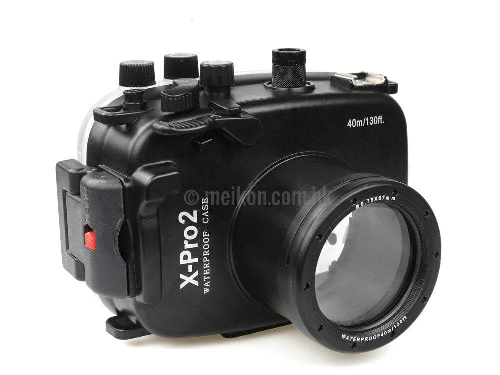 Fujifilm X-Pro 2 40m/130ft Meikon Underwater Camera Housing