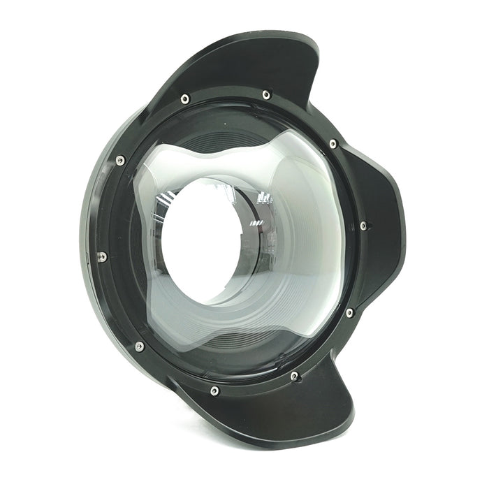"6"" Dry Dome Port for SeaFrogs Underwater Housings V.10 40M/130FT"