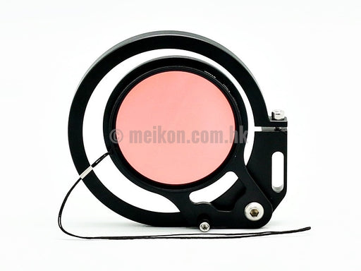 DSLR Flip adapter for 67mm accessories & CamDive Red diving filter