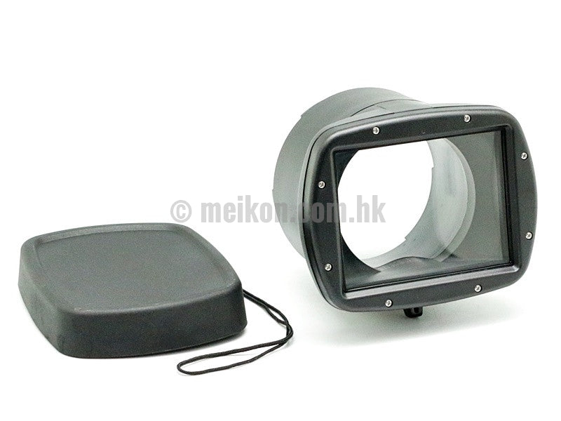 Flat port for Canon EOS M3 18-55mm (FP-M31855)