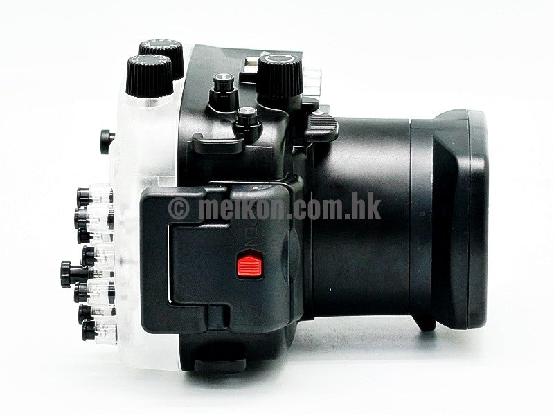 Canon EOS M3 (18-55) 40m/130ft Meikon Underwater Camera Housing