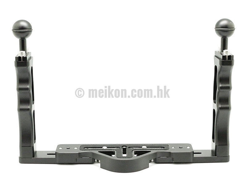 Aluminium Tray for underwater camera housing Ver. X