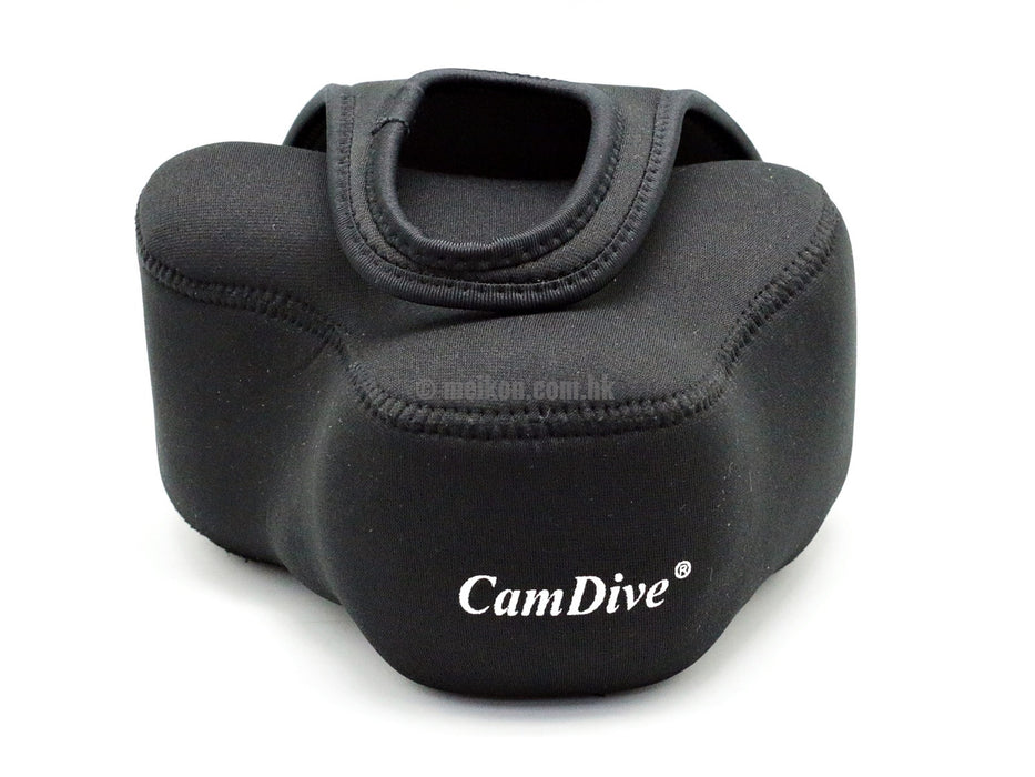 Neoprene cover for use with underwater housing ( S )