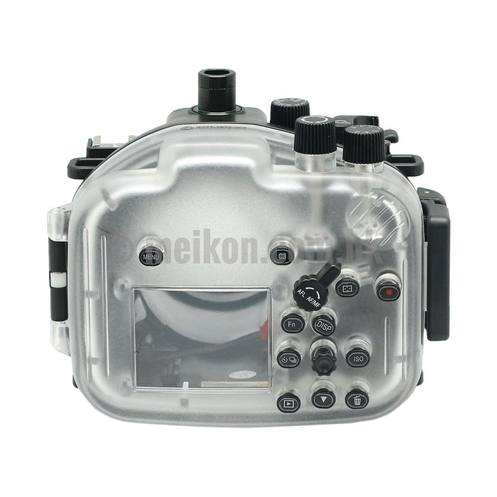 Sony A7 II 40m/130ft Meikon Underwater Camera Housing with 67mm threaded port