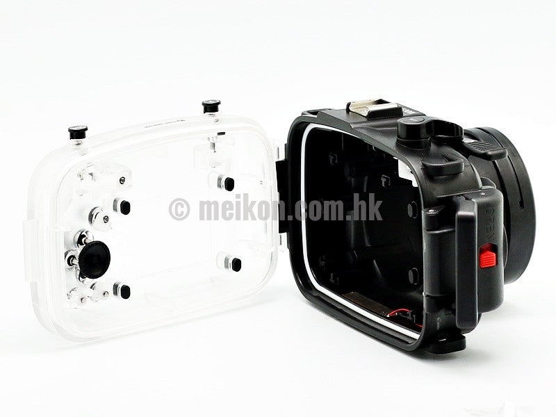 Sony A5000 40m/130ft Meikon Underwater Camera Housing