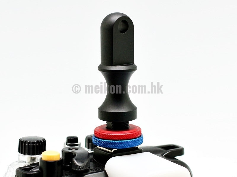 "3.3""/8.3cm Cold shoe - YS head adapter"