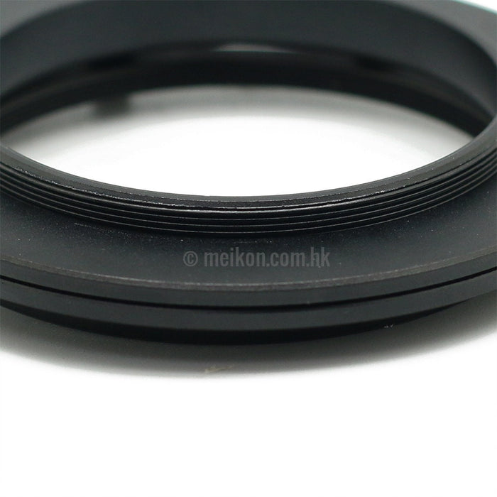 67mm to 67mm flip adapter
