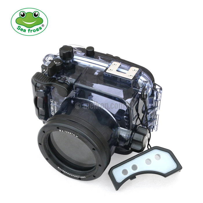 Sony DSC-RX100 Series 60m/195ft SeaFrogs Underwater Camera Housing