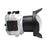 "Sony A7 NG Series UW camera housing with 6"" Dome port (Including Standard port) White"