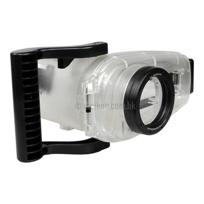 Meikon 40m/130ft FDR-AX30 Underwater video camera housing