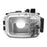 Canon PowerShot G7X Mark III 40m/130ft Meikon Underwater Camera Housing