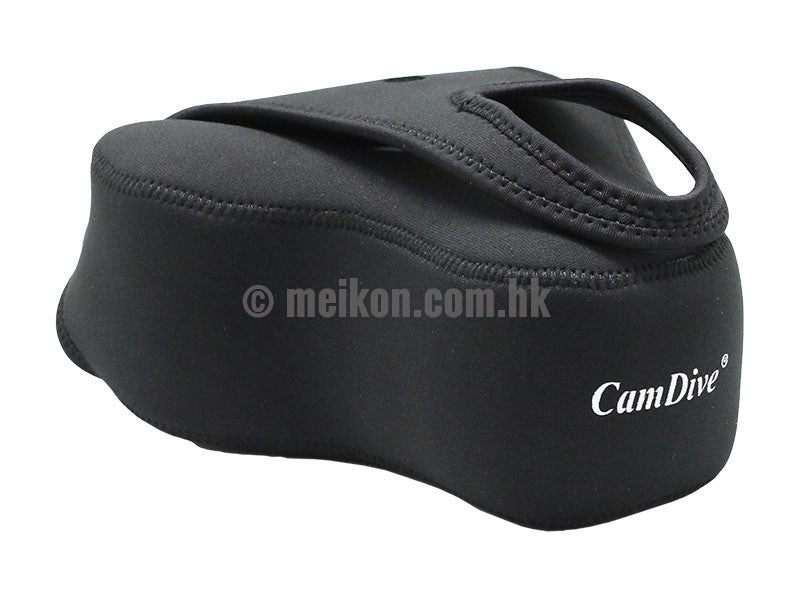 Neoprene cover for use with underwater housing ( L )