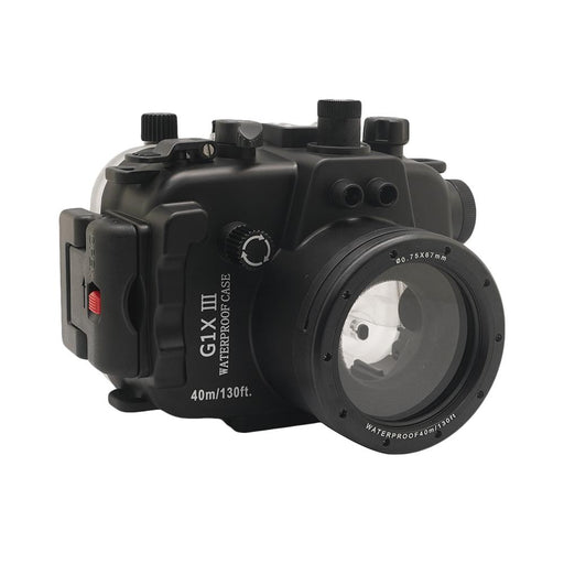 G1X III 40m/130ft SeaFrogs Underwater Camera Housing